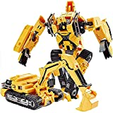 ZBRO Guerra de Transformers para Cybertron Transformer Toys, Studio Series 69 Sobrecarga Movie 2 Revenge of The Fallen: Construction Devastator Set KO - Niños Edades 8 UP Mejor Regalo Optimus Prime