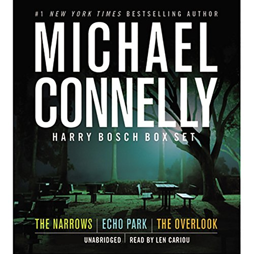 Page de couverture de Harry Bosch Box Set