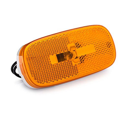 Lumitronics RV Clearance Marker Light (Amber)