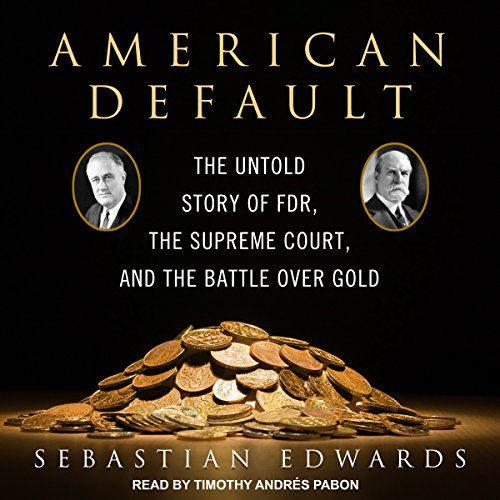 American Default audiobook cover art