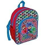 TDL Pj Masks Exclusive Design Backpack With Front Pocket & Bottle Holder (31Cm) Equipaje i...