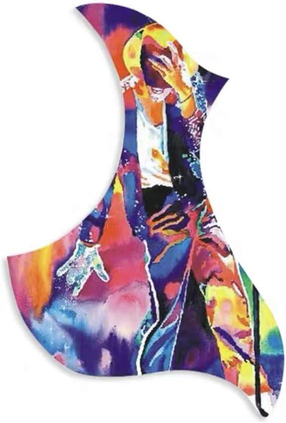 Bargain sale YIYBM Guitar Pickguard SelfAdhesive 4 years warranty Pickup Scratch Pla