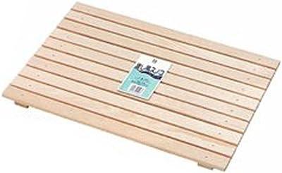 小柳産業 国産木製流しすのこ 大 48×33×2.8cm 18066