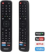 Gvirtue New Replaced Remote Control EN2A27 for Hisense LED TV 55H6B 55H6B 50H7GB 50CU6000 50H5C 50H6C 50H7C 50H7GB1 50H8C 55H5C 55H6B 55H7B 55H7C 55H8C 55H9B2 65CU6200 65H10B 40H5C 43H5C 43H7C