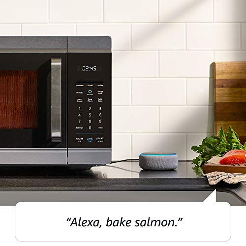 Product Image 5: Amazon Smart Oven, a Certified for Humans device – plus Echo Dot