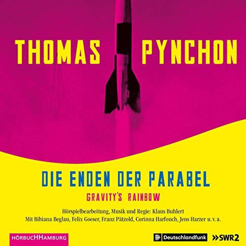 Die Enden der Parabel audiobook cover art