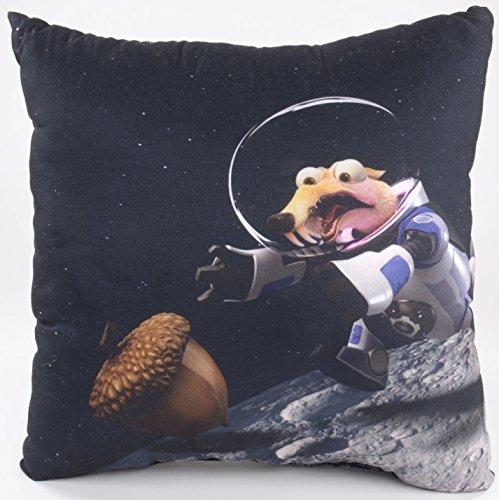 Ice Age 5 Kollision voraus! Astronaut Scrat/Mond Kissen 35cm x 35cm Lizenzprodukt