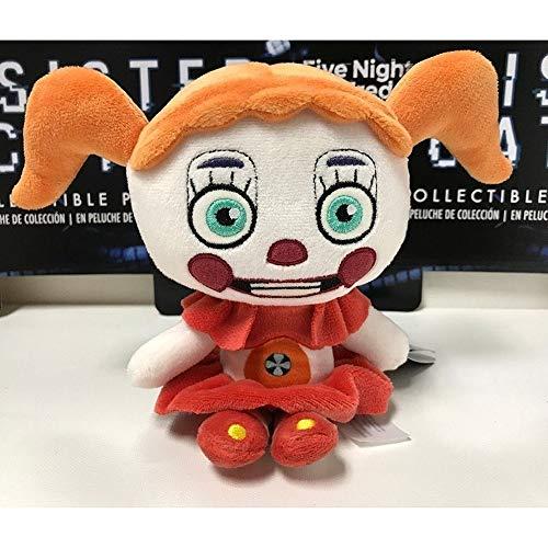 Lotus Job Circus Baby Plush Doll Gifts