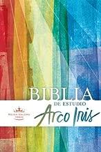 biblia de estudio arco iris rvr 1960