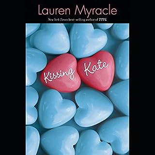 Kissing Kate audiobook cover art