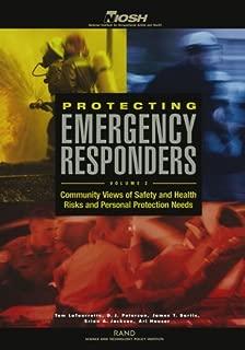 Best protecting emergency responders Reviews