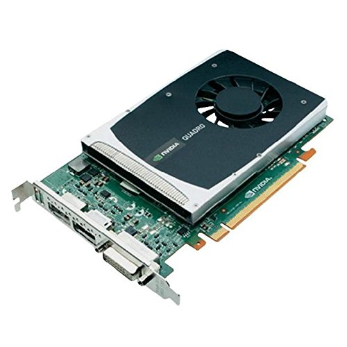 HP NVIDIA Quadro 2000 612952-002 616075-001 1GB GDDR5 PCI-e DVI 2X Display