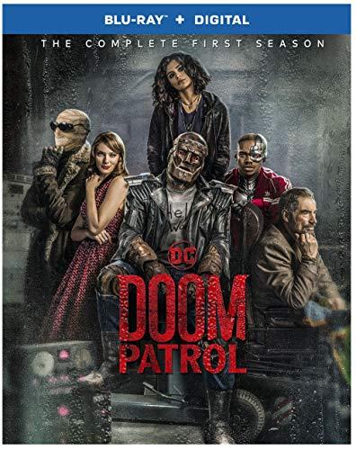 Doom Patrol: Complete First Season [Edizione: Stati Uniti] [Italia] [Blu-ray]