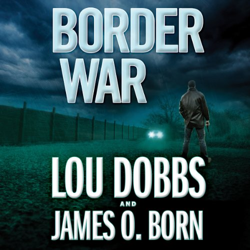 Border War audiobook cover art