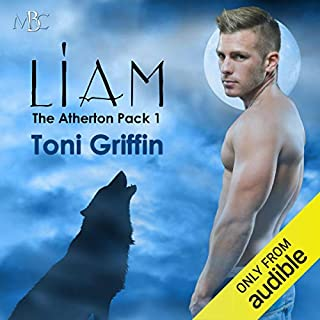 Liam audiobook cover art