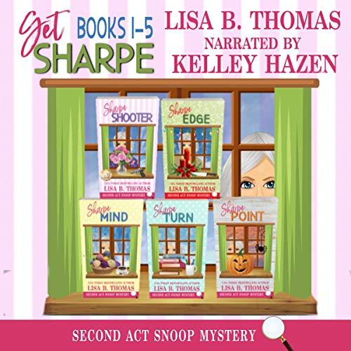 Get Sharpe: Maycroft Mysteries, Books 1-5 Titelbild