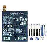 EspaceCyber® Batterie BL-T16 pour LG G Flex 2 + Kit Outils 13 pièces