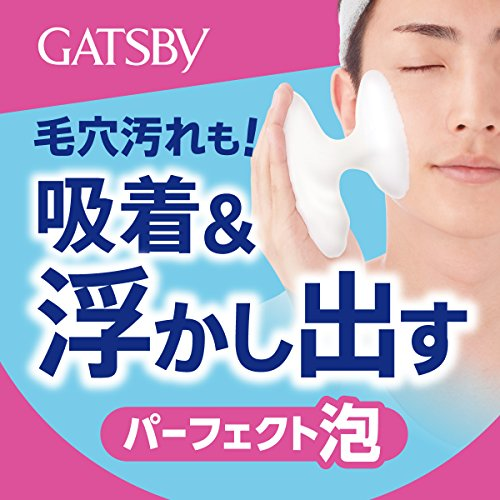 GATSBY(ギャツビー)パーフェクト泡洗顔さっぱりタイプ180g
