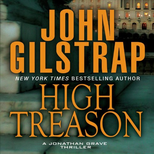 High Treason audiobook cover art