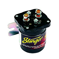 Best battery for campervan vansage Stinger Battery relay isolator