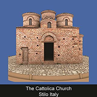 The Cattolica Church Stilo Italy (ENG) cover art