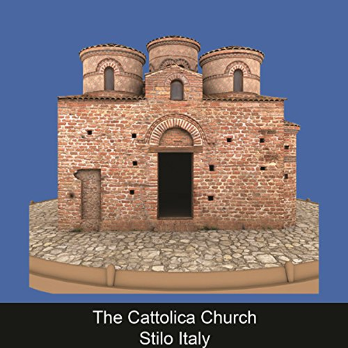 The Cattolica Church Stilo Italy (ENG) copertina