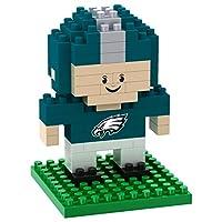 Forever Collectibles NFL Team BRXLZ 3D Player Puzzle Set (Philadelphia Eagles)
