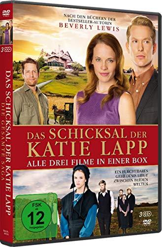 Das Schicksal der Katie Lapp-die Gesamte Saga [3 DVDs]