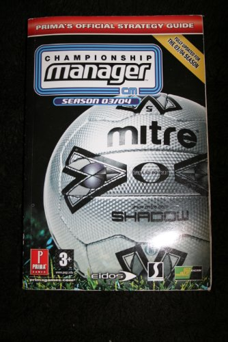 Championship Manager 2003/2004