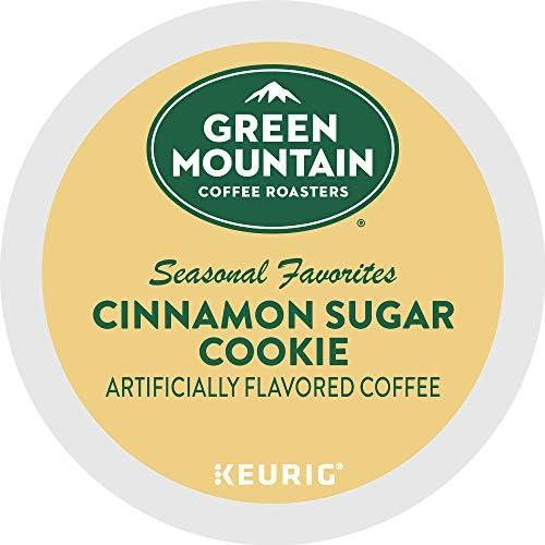 Green Mountain Coffee Roasters Green Mountain Coffee Roasters Cinnamon Sugar Cookie Keurig Single product image