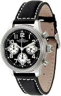 Zeno - Watch Reloj Mujer - NC Pilot Cronógrafo 2020-9559TH-3-b1