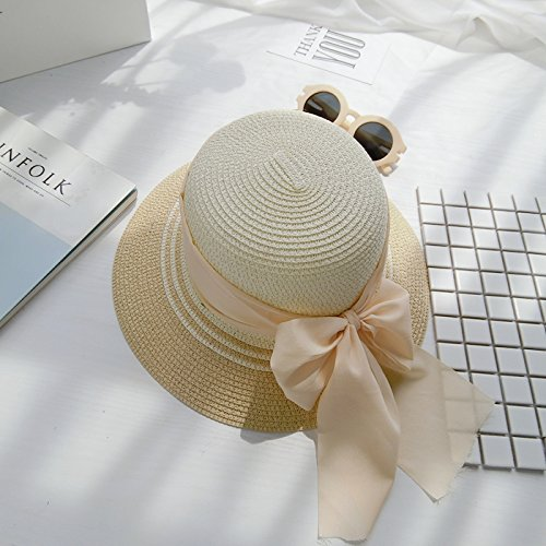 De datum van verse kleine lint Bow Tie Breedte rand Ms. zomer opvouwbare visser cap ademende wastafel cap Visor