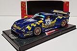 Ninco SCX Scalextric Slot 50175 Porsche 911 GT1 Blue Coral Nº20