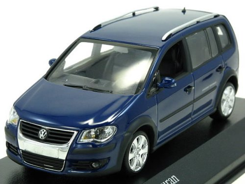 VW Cross Touran (indienblau) 2006