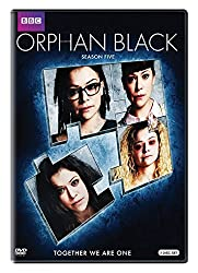 Get Orphan Black on Blu-ray at Amazon