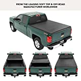 Bestop 16019-01 EZ Fold Truck Tonneau Cover for 1994-2003 Chevy S-series Fleetside, 6.0' bed