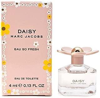 Marc Jacobs Daisy Eau so Fresh Eau de Toilette Mini Splash, 0.13 Ounce