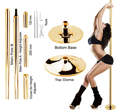 New Pro Portable Stripper Fitness Exercise Stripper Weight Loss...