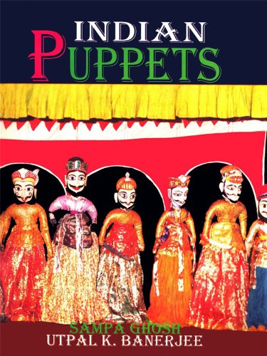 Indian Puppets (English Edition)