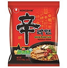 PREMIUM QUALITY - The spicy flavor, cooked with beef, mushrooms and carrots, was inspired by the world's finest peppers SOFT AND CHEWY NOODLES - The soft and chewy noodles combined with the spicy beef broth create the perfect recipe that will pleasur...