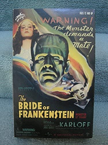 Boris Karloff as The Monster from Bride of Frankenstein 12 inch figure by Sideshow