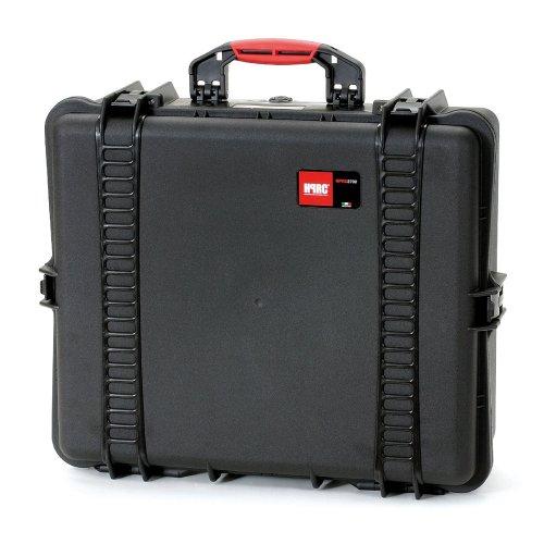HPRC 2700F Hardcase (TX01 Material, 52 Liter Volumen, mit Schaumstoff zum Zuschneiden) schwarz