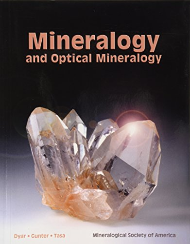 Mineralogy And Optical Mineralogy