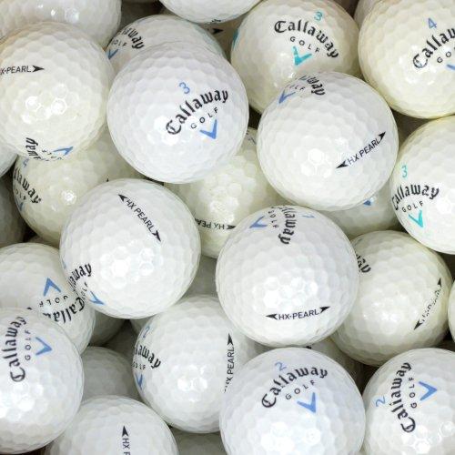 Bolas Golf Recuperadas Callaway Marca Callaway