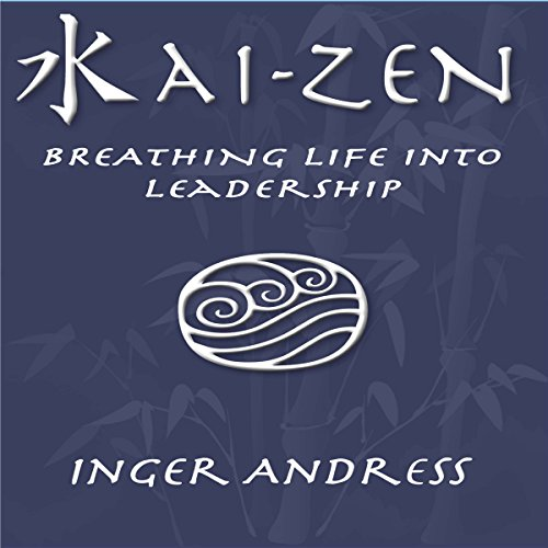 Kai-Zen audiobook cover art