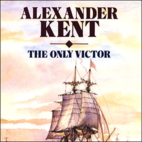 The Only Victor audiobook cover art