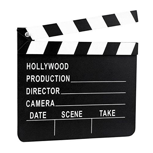 Boland-26789 Chink Hollywood Película, color blanco negro, Talla única (Ciao Srl 26789)