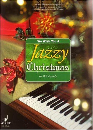 WE WISH YOU A JAZZY CHRISTMAS PIANO