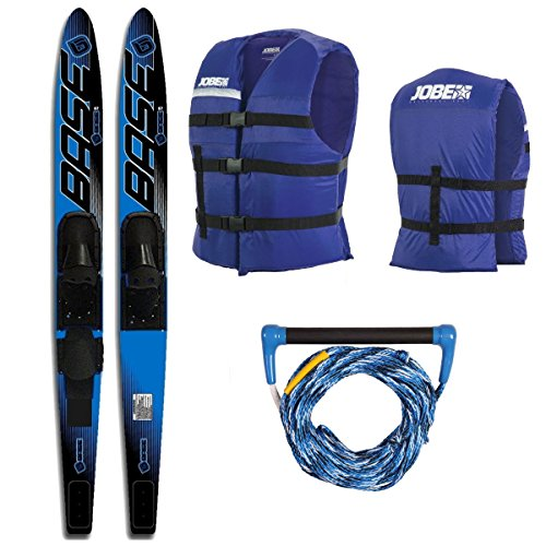 "Base Sports Vapor Combo Ski Package Wasserski 67\"" 170cm (Blau)"