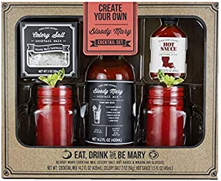 mason jar bloody mary gift